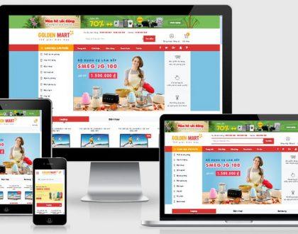 Thiết kế website bán hàng tại Hà Nam chuẩn SEO giá rẻ
