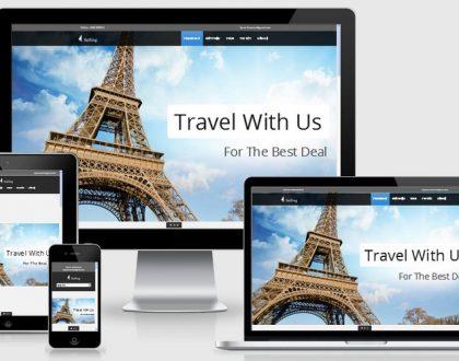 Thiết kế web du lịch tại Hà Nam chuyên nghiệp chuẩn SEO
